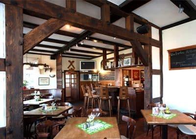 Speiseraum & Restaurant im Landhotel