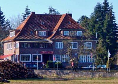 Landhotel von außen