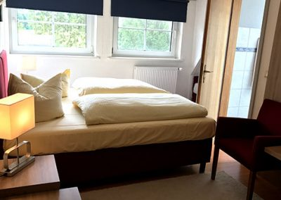 Doppelzimmer im Landhotel