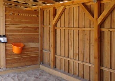 Innenbox vom Landhotel Pferdeschulze